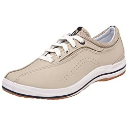 White Leather Shoes For Nursing School