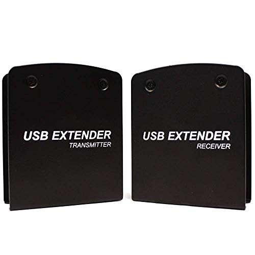 BeMatik - USB 2.0 AM naar 4AH verlenging van 50m-80m met Category 6 Cat.6 UTP-kabel