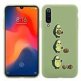 Yoedge Hülle für Xiaomi Mi CC9/Mi 9 Lite/Mi A3 Lite 6,39