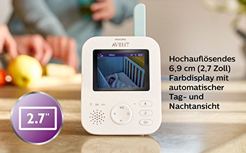 Philips Avent SCD620/26 Video-Babyphone - 3