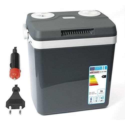 Dino Kraftpaket 131001 Elektrische Koelbox, 32 Liter (28L Netto)