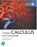 Thomas' Calculus: Early Transcendentals in SI Units