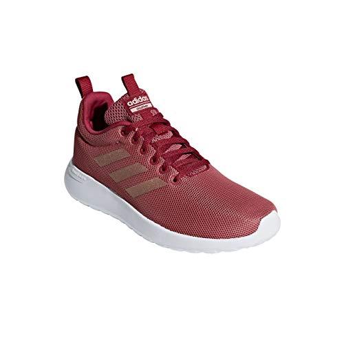 adidas Damen Lite Racer CLN Laufschuhe, Rot (Tramar/Vagrme/Mysrub Tramar/Vagrme/Mysrub), 38 2/3 EU