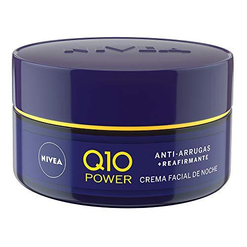 Nivea Crema Facial Antiarrugas Noche Q10, 50ml