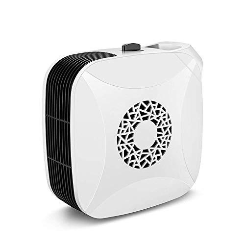 L.W.S Calentador eléctrico Calentador de Escritorio Mini Calentador rápido Oficina en casa Peque?o práctico Calentador de energía de Ahorro de energía