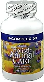 Azmira B-Complex 50 for Pets - 100 Capsules