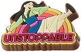 Crocs Disney Mulan Decoración de zapatos, Multicolor, Talla Única