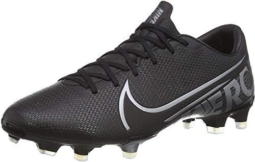 Nike Herren Vapor 13 Academy Fm/Gm Fußballschuhe (Mehrfarbig Black MTLC Cool Grey Cool Grey 1, Numeric_44)