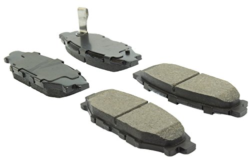 StopTech 309.11140 Sport Brake Pads with Shims and Hardware
