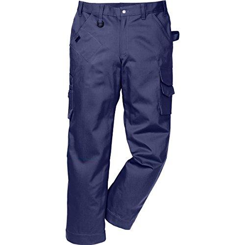 Fristads Kansas Workwear 113095 Hose Icon One Gr. 38W x 32L, dunkles marineblau