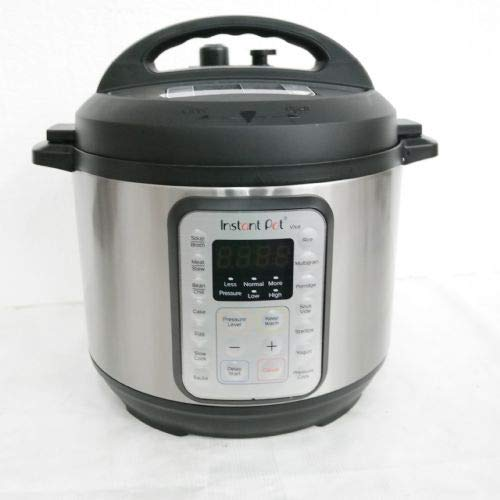 Instant Pot Viva 6Qt 9-in-1 Multi-Cooker, Silver