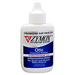 Ear care for dogs and cats - soothes ear infections, redness and inflammation for pets of all ages Gentle no-sting formula helps ease painful ear infections caused by bacteria, fungi and yeast Solution provides a safe, natural alternative to antibiot...