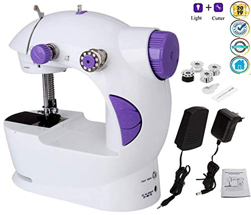 Vivir Electric 4 in 1 Household Mini Sewing Machines For...
