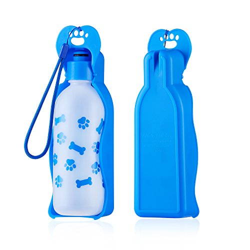 ANPETBEST Travel Water Bottle 325ML /11oz Water Dispenser Portable Mug