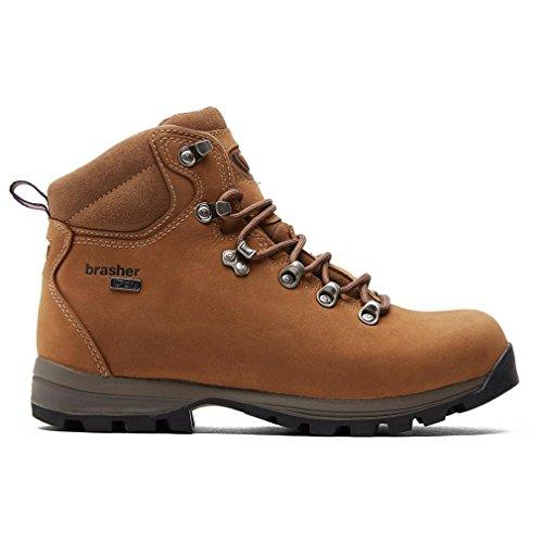 Brasher Women's Country Walker Boots, Brown, UK6