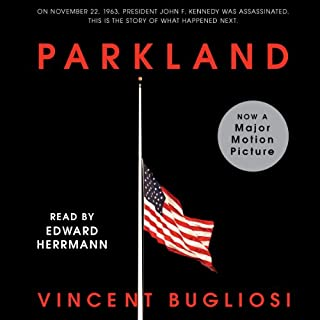 Parkland audiobook cover art