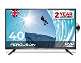 """Ferguson 40"""" inch Full HD LED TV With DVD player, Freeview HD, USB"""