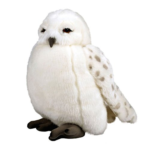 Wizarding World of Harry Potter Hedwig Owl 11' Plush Doll Puppet with Sound