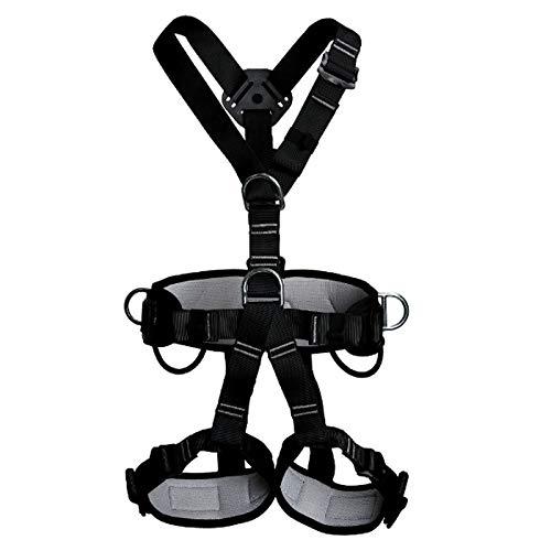 XYQY Klettergurt Outdoor-Klettersitzgurte Klimaanlage Installation Körperschutz Klettersitzgurt Kletterausrüstung