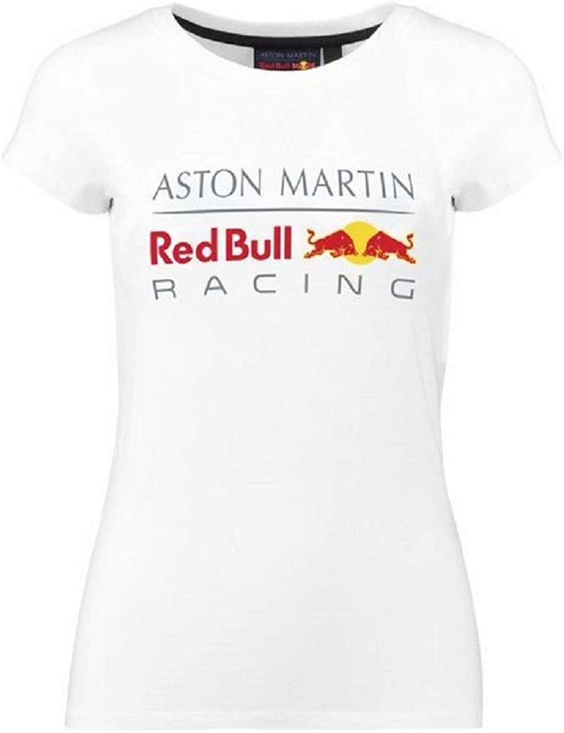 Branded Sports Merchandising B.V. Red Bull Racing F1 Women's Logo TShirt White