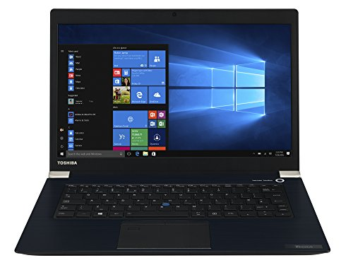 Toshiba Tecra X40-D-10G - Ordenador portátil táctil de 14' Full HD (Intel Core i5-7200U, 8 GB, 256 GB SSD, Intel HD Graphics 620, Windows 10 Pro) - Teclado QWERTY Español