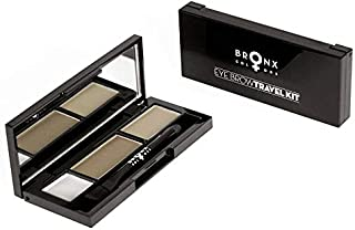 BRONX COLORS Urban Cosmetics EBTK01 Eyebrow Travel Kit Blonde (1 x 3.2 g)