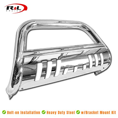 dodge challenger grill guard - 1