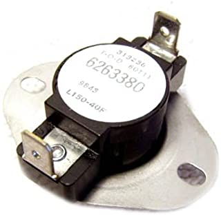 Nordyne OEM Furnace Replacement 1 Pole Limit Switch F140 312579