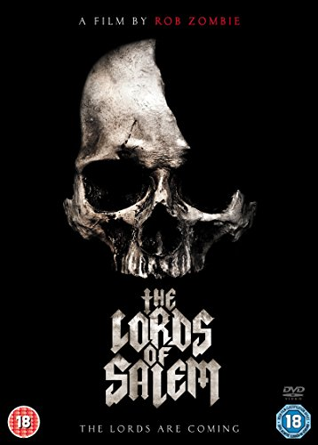 [UK-Import]The Lords Of Salem DVD