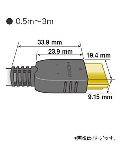 パナソニックHDMIケーブルブラック1.5mRP-CHE15-K