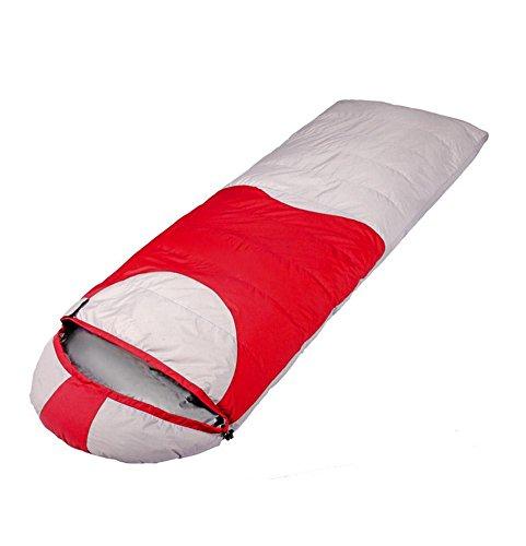 enveloppe extérieure sac de couchage en duvet 4 saisons pour le camping de randonnée adulte unique , B