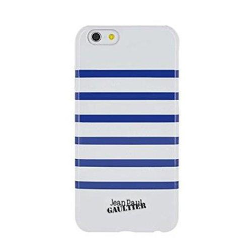 BigBen Connected Jean Paul Gaultier JP284437 Etui pour iPhone 6 Plus Blanc/Bleu
