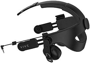 HTC VIVE HS 600 Deluxe Audio Strap Cuffie tipo casco, nero