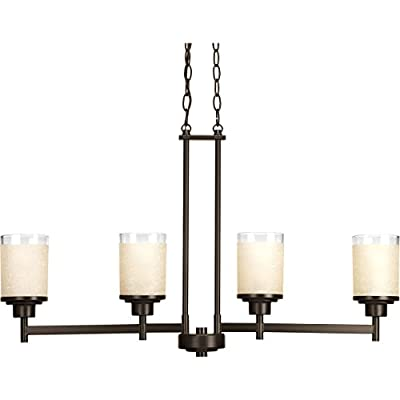 Progress Lighting Alexa Collection 4-Light Chandelier