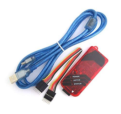DollaTek PICKIT3 PIC Kit3 Simulator PICKit 3 Programmer Emluator USB Kabel Dupond Draht