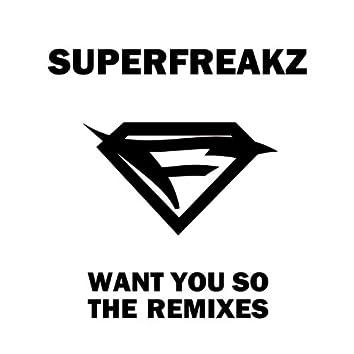 Want You So (Remixes)