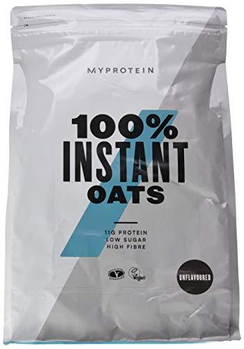 Myprotein Instant Oats Unflavoured 2500 g