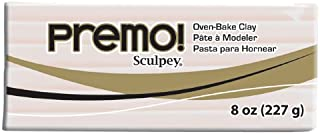Sculpey Premo Accents Clay, 227g/8Oz, Translucent