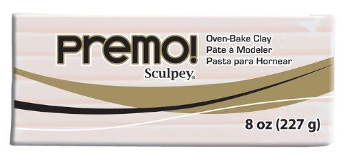 Polyform Premo Sculpey Polymer Clay 8Oz transluzent