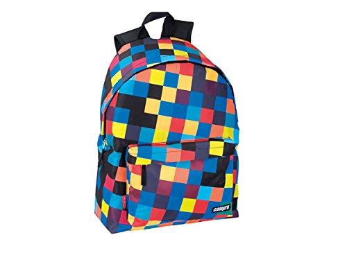 Perona 51726 Campro Mochila Escolar, 43 cm, Multicolor