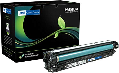 MSE Model MSE022155014 Premium Black Toner Cartridge for Use with HP Hewlett Packard Enterprise CP5520, CP5525DN, CP5525N, CP5525XH. M750DN, M750N and M750XH Printers; Up to 13500 Pages