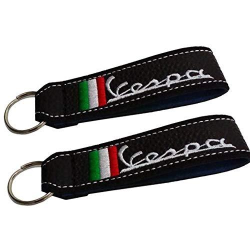 Vespa doppelseitiger Schlüsselband (1 Stück)
