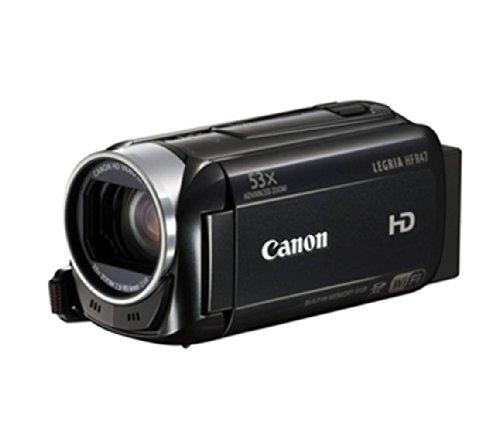 Canon Legria HF R47 (Steckplatz für Speicherkarten)
