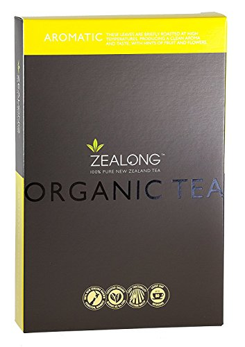 Aromatic Oolong | Certified Organic | Hand Picked Premium Loose Leaf Tea | by Zealong, Creators of The World's Purest Tea