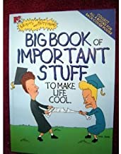 Beavis and Butthead Big Book of Important Stuff to Make Life Cool