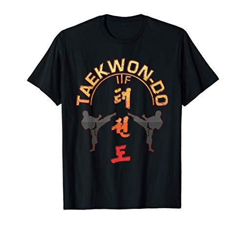 Taekwon do Champion, Taekwondo Camiseta