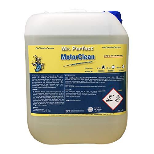 Mr. Perfect® Moteur Clean - Nettoyant pour le moteurs & parties de moteur - 2 x 10 L