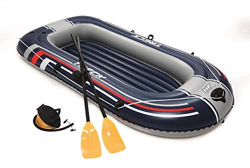 Rix 2 Personen Schlauchboot Set inkl. Paddel und Pumpe 228x121cm