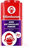 Blömboom Dark Hot Chocolate Powder, Dunkle Trinkschokolade mit 45% Kakao-Anteil, BIO, Dose (200g)