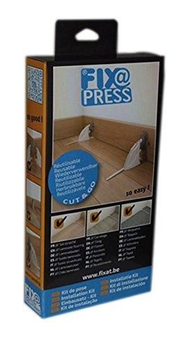 Fix @ PRESS accessoires voor het lijmen van plinten